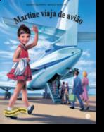 Martine Viaja de Avião