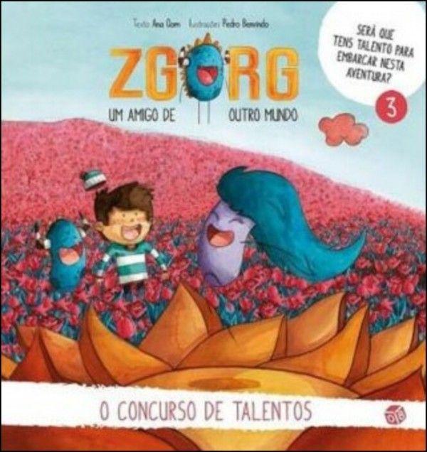 Zgorg Um Amigo de Outro Mundo - O Concurso de Talentos