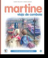 Martine Viaja de Comboio