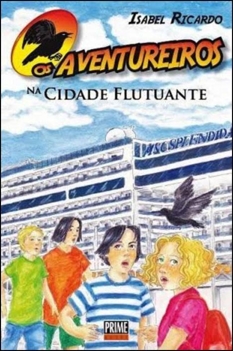 Os Aventureiros na Cidade Flutuante
