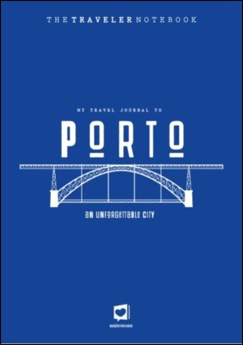 The Traveler Notebook - Porto