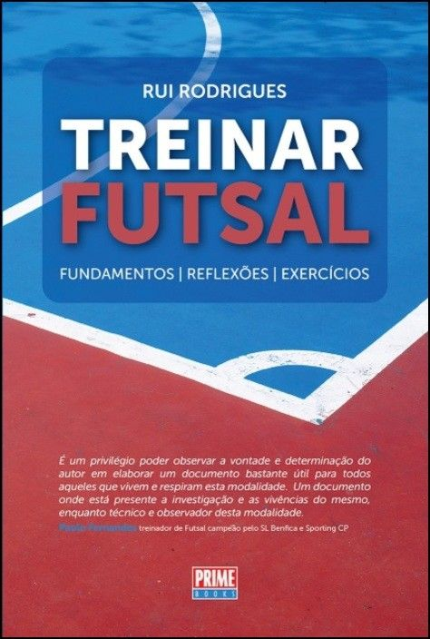 Treinar Futsal