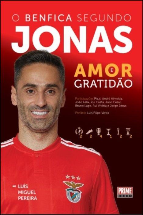 O Benfica segundo Jonas
