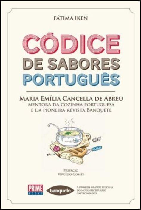 Códice de Sabores Português
