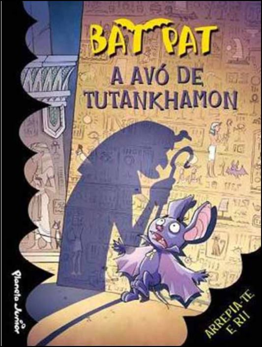 Bat Pat: A Avó de Tutankhamon