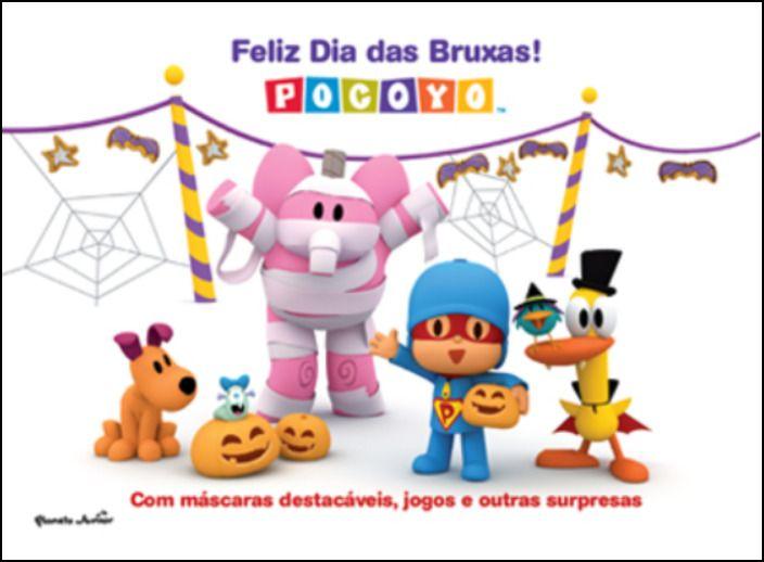 Pocoyo - Feliz Dia das Bruxas