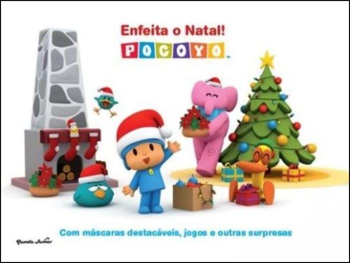 Pocoyo - Enfeita o Natal