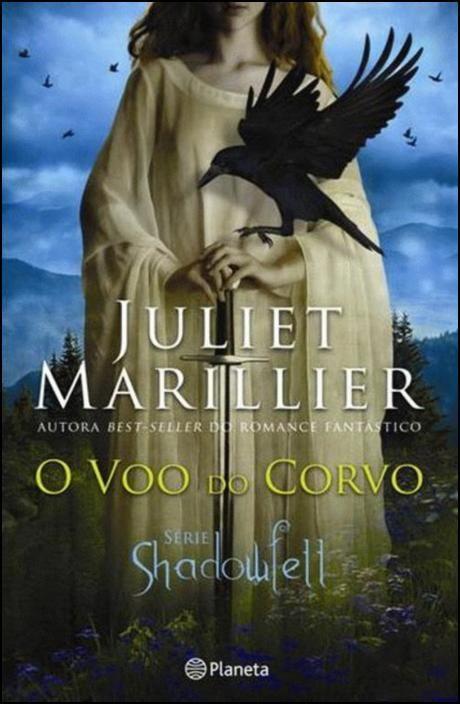 O Voo do Corvo: Série Shadowfell - Livro II