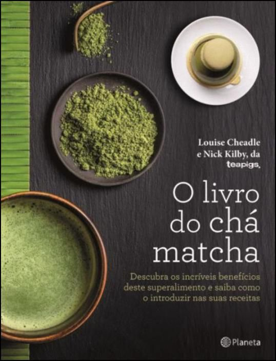 O Livro do Chá Matcha