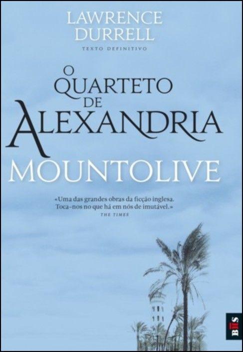 O Quarteto de Alexandria 3 - Mountolive