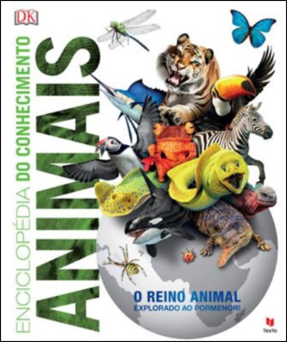Enciclopédia do Conhecimento - Animais