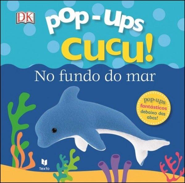 Pop-Ups Cucu! - No Fundo Do Mar