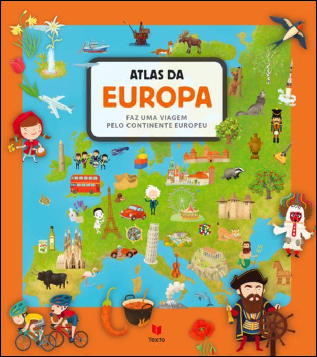 Atlas da Europa