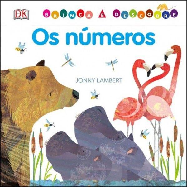 Brinca E Descobre - Os Números