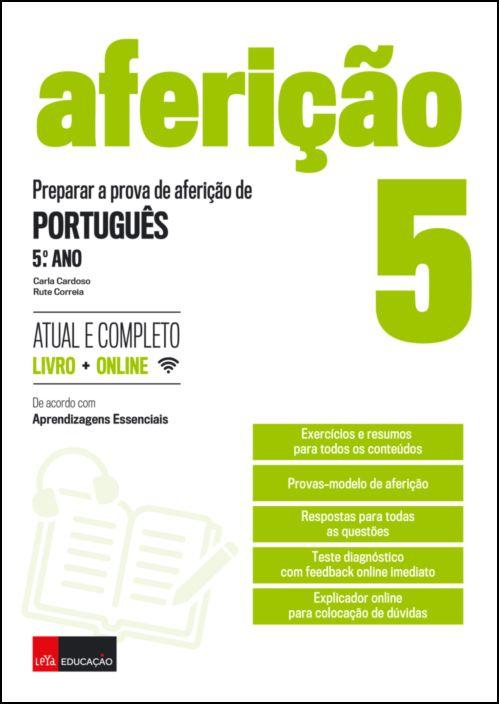 Aferição Português 5º Ano