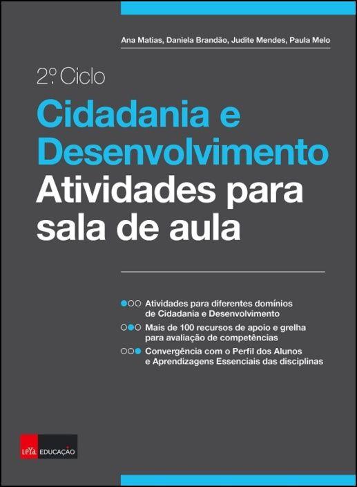 Cidadania e Desenvolvimento - 2.º Ciclo (Professor)