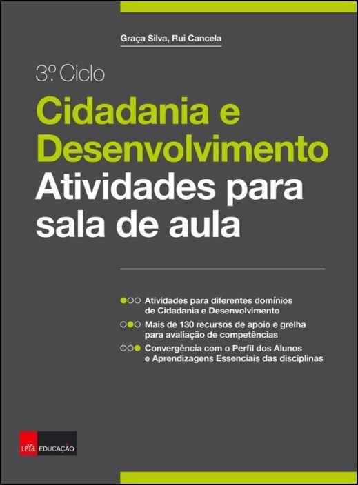 Cidadania e Desenvolvimento - 3.º Ciclo (Professor)