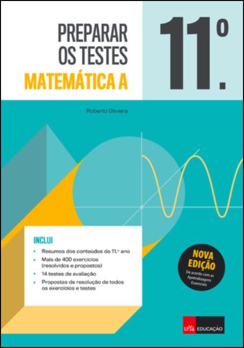 Preparar os Testes Matemática 11ºano