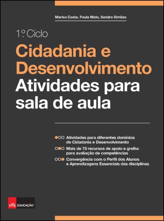 Cidadania e Desenvolvimento - Atividades para a Sala de Aula - 1.º Ciclo