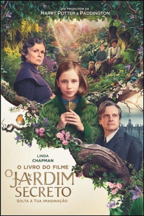 O Jardim Secreto - O Livro do Filme
