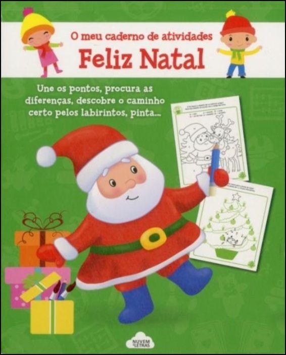 O Meu Caderno de Actividades - Feliz Natal