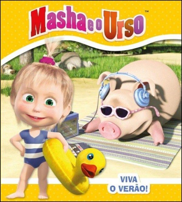 Masha e o Urso - Viva o Verão!