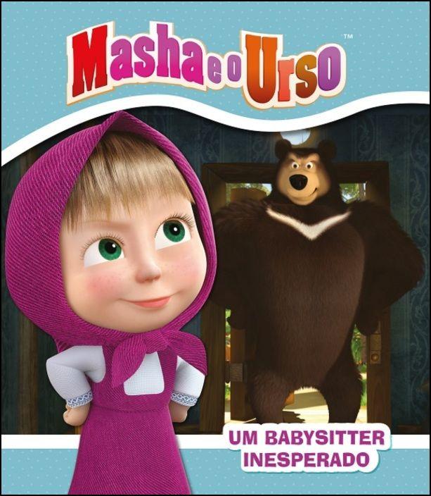 Masha e o Urso - Um Babysitter Inesperado