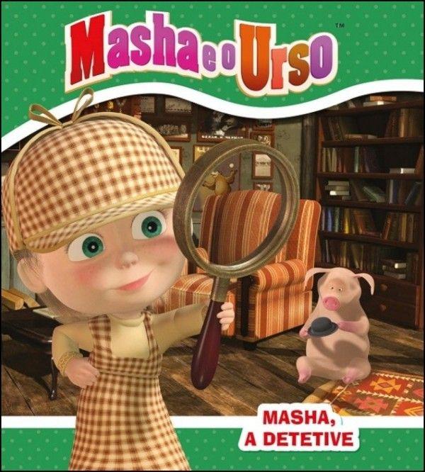Masha e o Urso - Masha, a Detetive