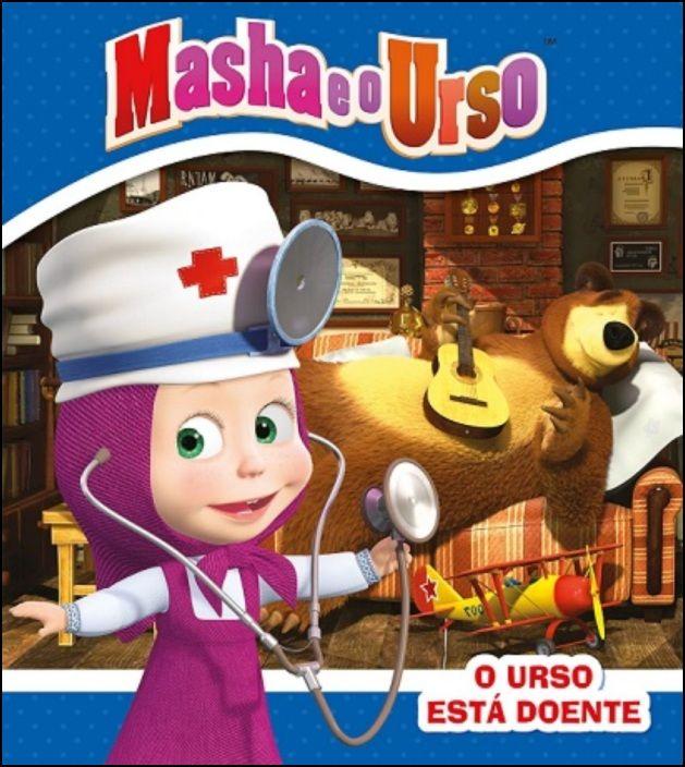 Masha e o Urso - O Urso está Doente