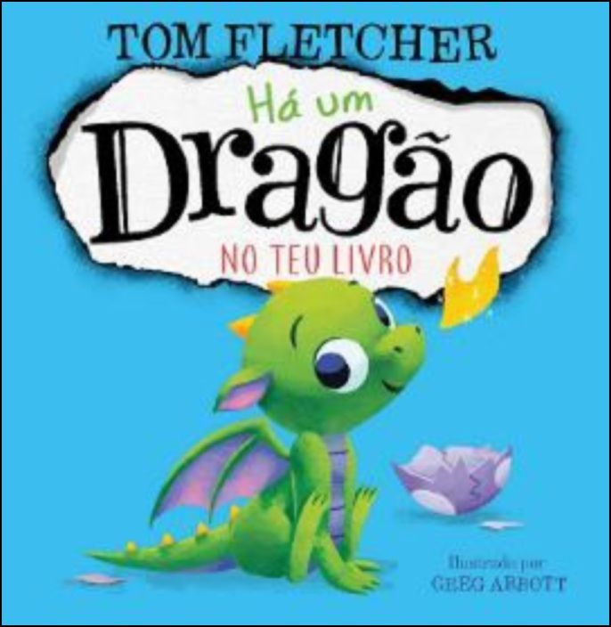 Há Um Dragão no Teu Livro