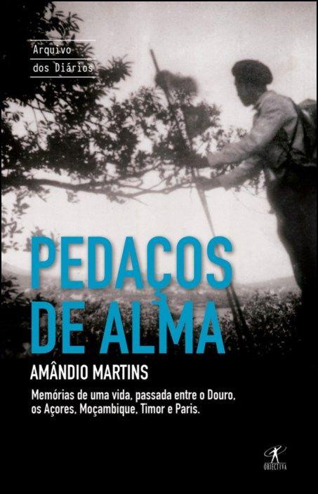 Pedaços de Alma: memórias de uma vida passada entre o Douro, os Açores, Moçambique, Timor e Paris