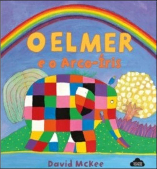 O Elmer e o Arco-Íris