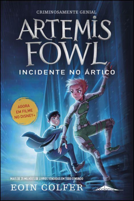 Artemis Fowl 2: Incidente no Ártico
