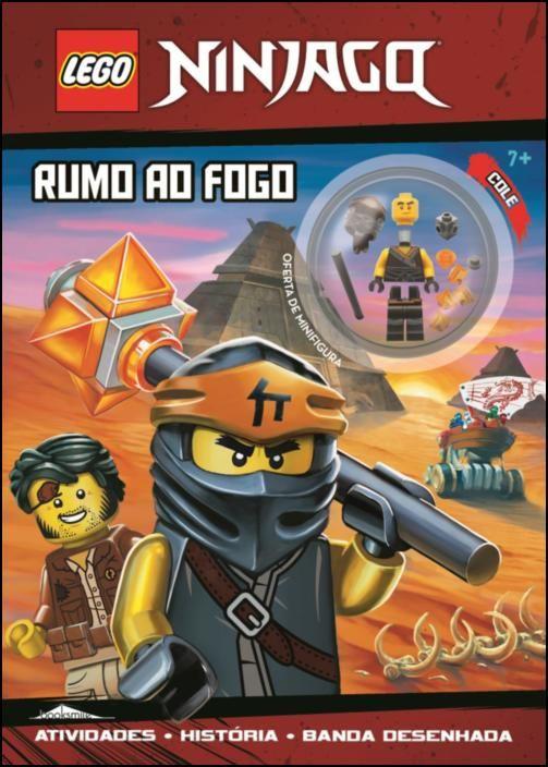 LEGO® Ninjago: Rumo ao Fogo