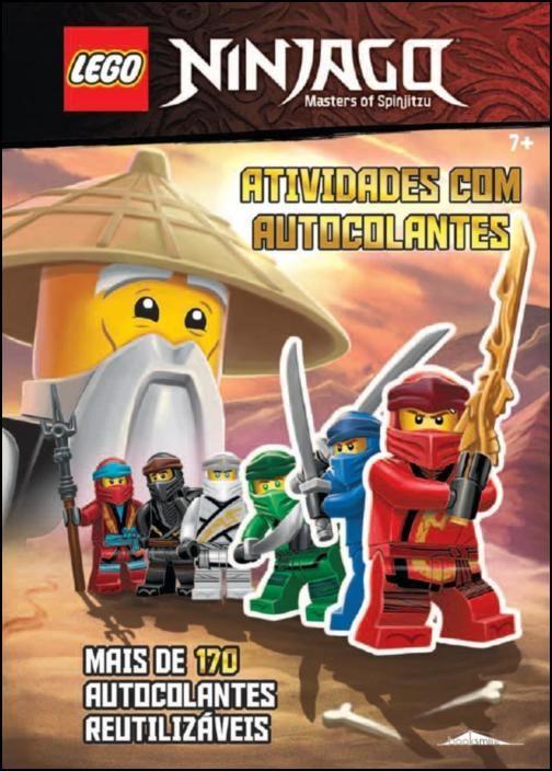 LEGO® Ninjago: Ninjas ao Ataque!