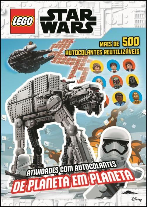LEGO® Star Wars - De Planeta em Planeta