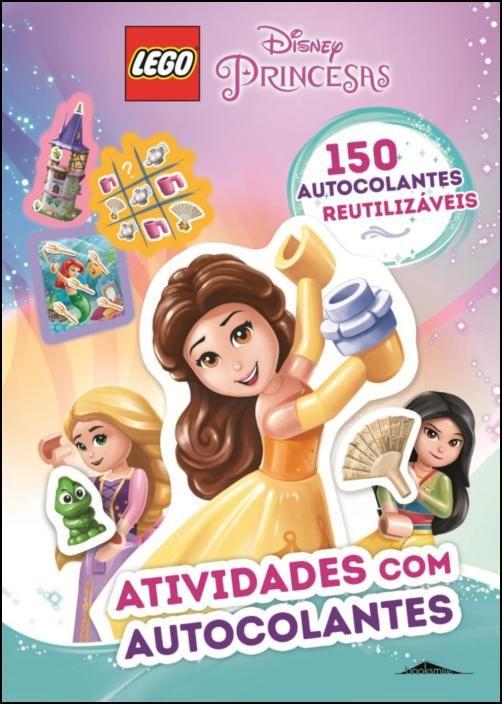 LEGO Disney Princesas: Princesas Para Sempre