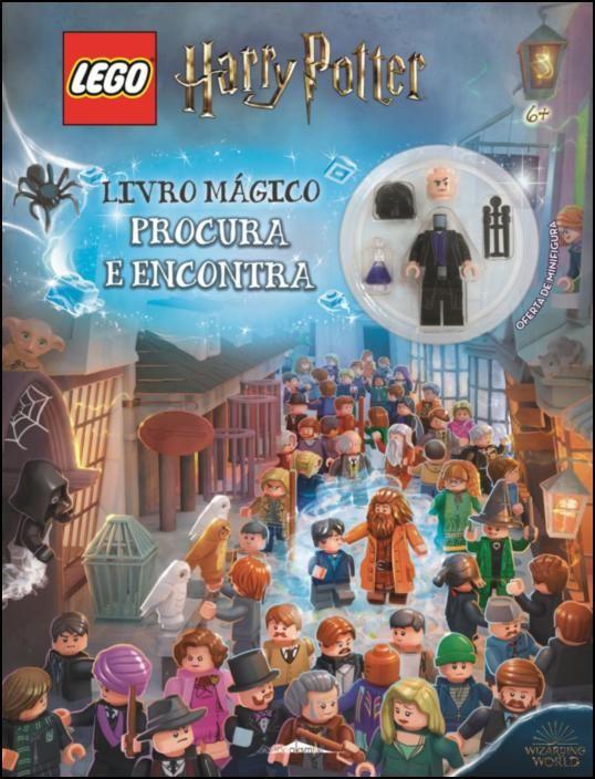 LEGO® Harry Potter: Livro Mágico Procura e Encontra