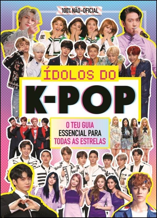 Ídolos do K-Pop
