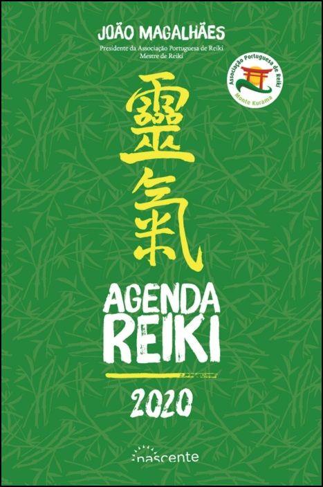 Agenda Reiki - 2020