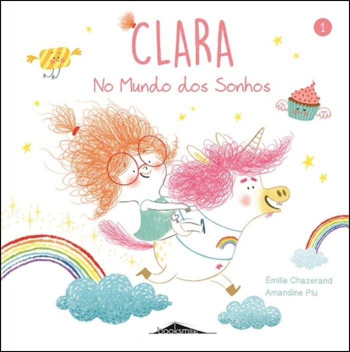 Clara 1 - No Mundo dos Sonhos