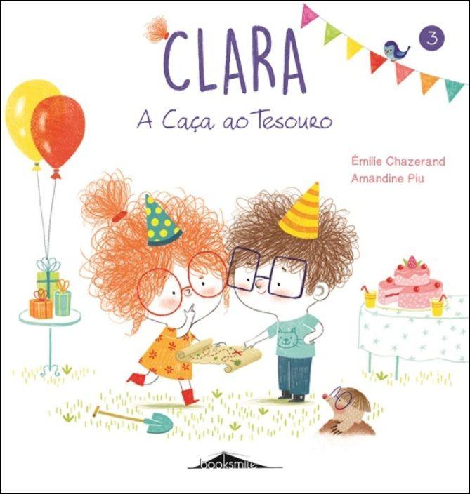 Clara 3 - A Caça ao Tesouro