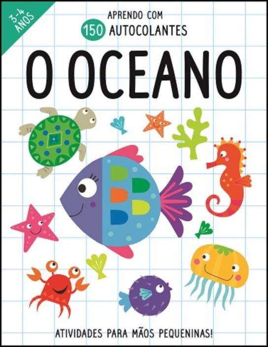 Atividades para Mãos Pequeninas - O Oceano