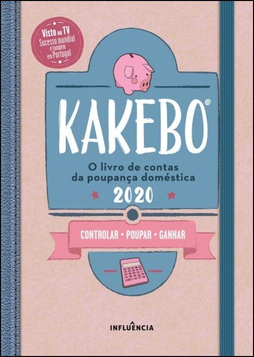 Kakebo 2020 - O Livro de Contas da Poupança Doméstica