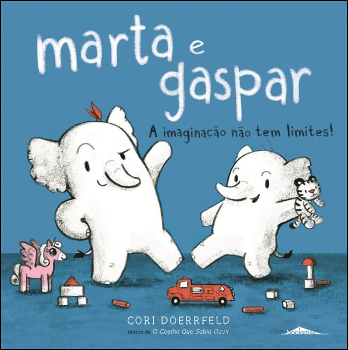 Marta e Gaspar: A Imaginação Não Tem Limites!