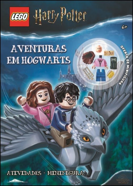 LEGO® Harry Potter: Aventuras em Hogwarts