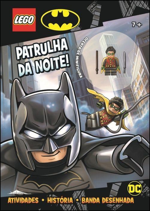 LEGO® DC Comics Super Heroes - Patrulha da Noite!