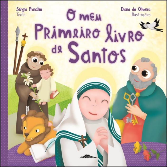 O Meu Primeiro Livro de Santos
