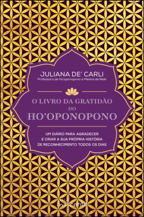 O Livro da Gratidão do Hooponopono