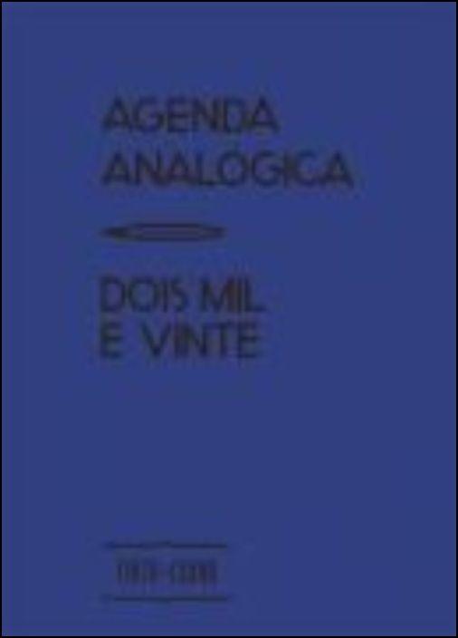 Agenda Analógica 2020 (Roxo)